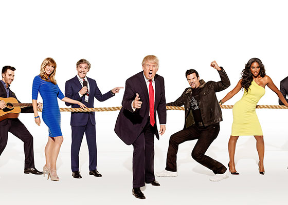 Line-up for Celebrity Apprentice revealed - and there are ...