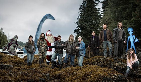 Alaskan Bush People Fake