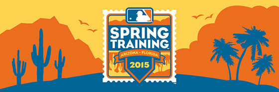 2015 ESPN MLB Spring Training games