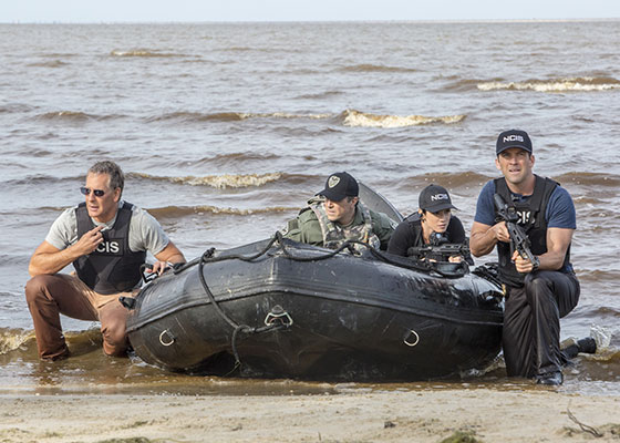 NCIS: New Orleans finale