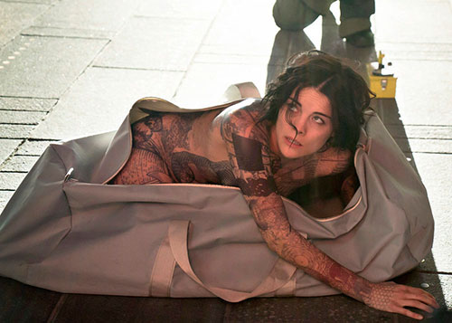 Jaimie Alexander as Jane Doe on Blinspot