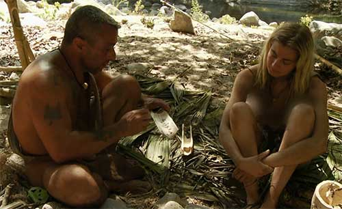 "Naked and Afraid ""Columbian Conflict"""