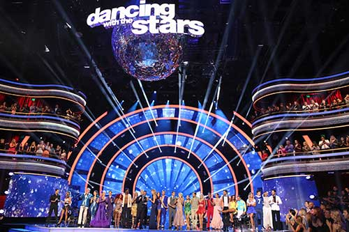 Dancing With The Stars: First Dances