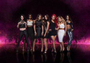 "TOTAL DIVAS -- Season: 4 -- Pictured: ""Total Divas"" Season 4 Key Art -- (Photo by: E! Entertainment)"