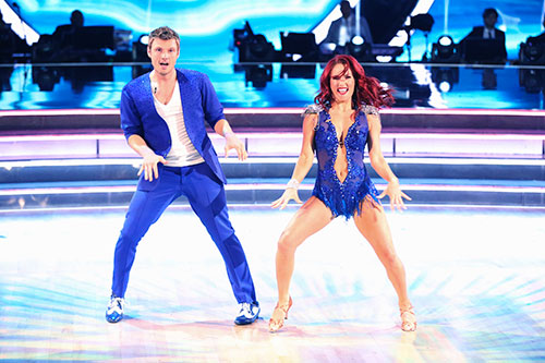 nick-carter-sharna-burgess-dwts