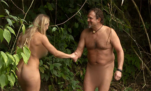 "Naked and Afraid: ""Fear The Unknown"" Season 5, Episode 2"