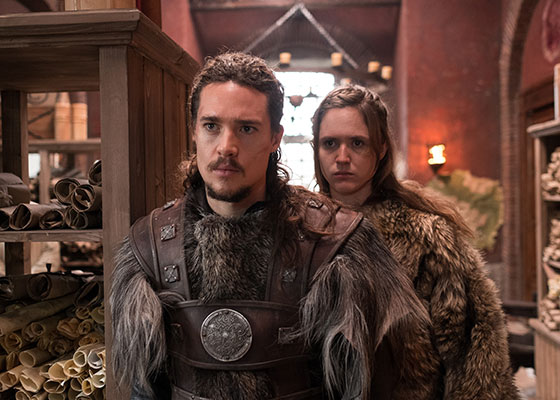 The Last Kingdom BBC America