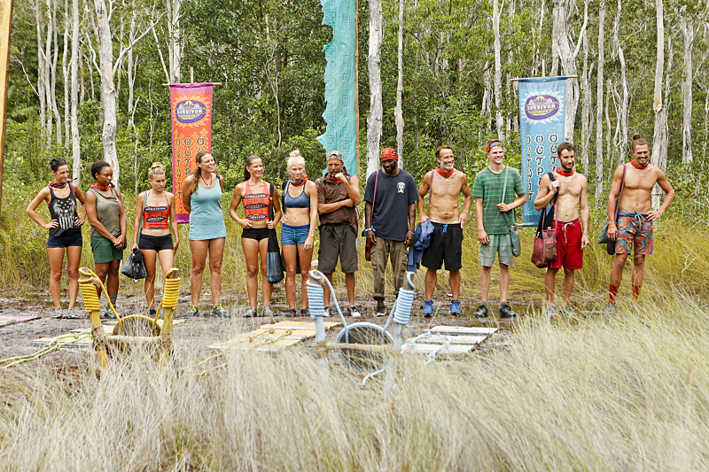 Survivor episode 8