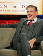 "Craig Ferguson says History's ""Join or Die"" features ""unhinged, dangerous, rollicking"" conversation"