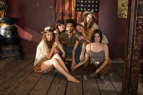 Manson's Lost Girls cast