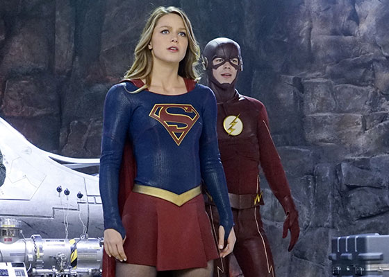 Supergirl/The Flash crossover