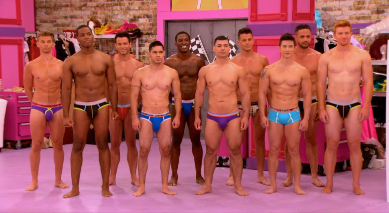 Pit Crew RuPaul's Drag Race season 8 episode 7
