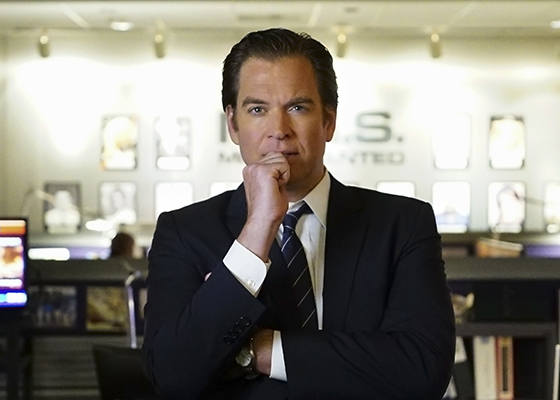 Michael Weatherly NCIS finale