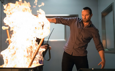 "BLINDSPOT -- ""Of Whose Uneasy Route"" Episode 121 -- Pictured: Sullivan Stapleton as Kurt Weller -- (Photo by: Jeff Neumann/NBC)"