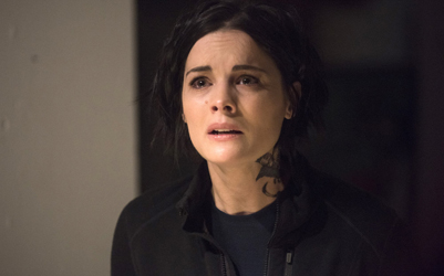 "BLINDSPOT -- ""If Love A Rebel, Death Will Render"" Episode 122 --  Pictured: Jaimie Alexander as Jane Doe -- (Photo by: Barbara Nitke/NBC)"