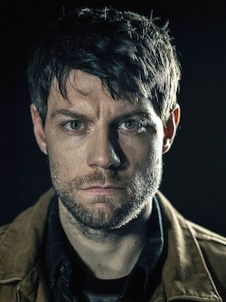 OUTCAST — Patrick Fugit as Kyle Barnes.  Photo: Niko Tavernise (c)2015. FOX International Studios. All Rights Reserved.