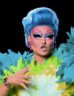 Kim Chi look 2 RuPaul's Drag Race season 8 episode 9
