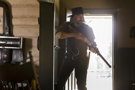 Anson Mount as Cullen Bohannon - Hell on Wheels _ Season 5, Episode 8 - Photo Credit: Michelle Faye/AMC