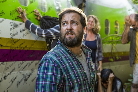 Brian Sacca plays Danny on the new TBS comedy Wrecked