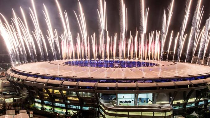 Rio 2016 Closing Ceremony