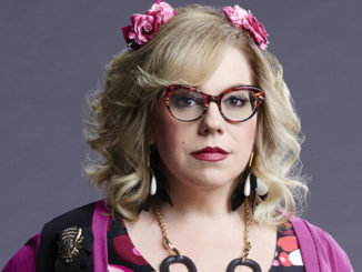 Kirsten Vangsness of Criminal Minds