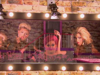 RuPaul's Drag Race All Stars season 2 revenge of the queens mirror