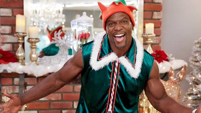 Terry Crews Saves Christmas