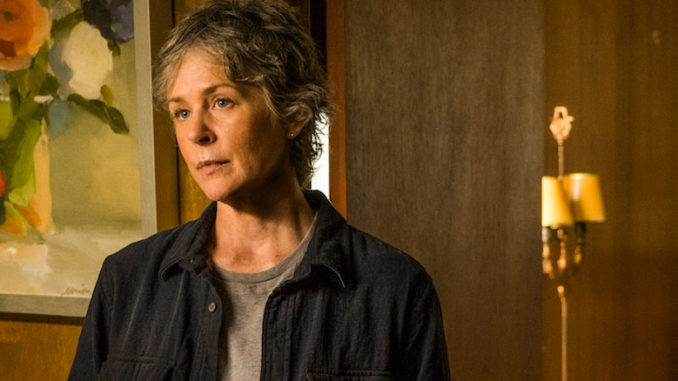 Walking Dead Season 7 Carol